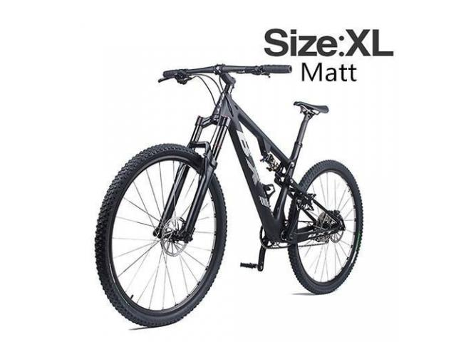 Full Suspension Mountain Bike for Men and Women's – DexterCycling