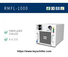 Air cooled rack mount chiller for handheld laser welding machine